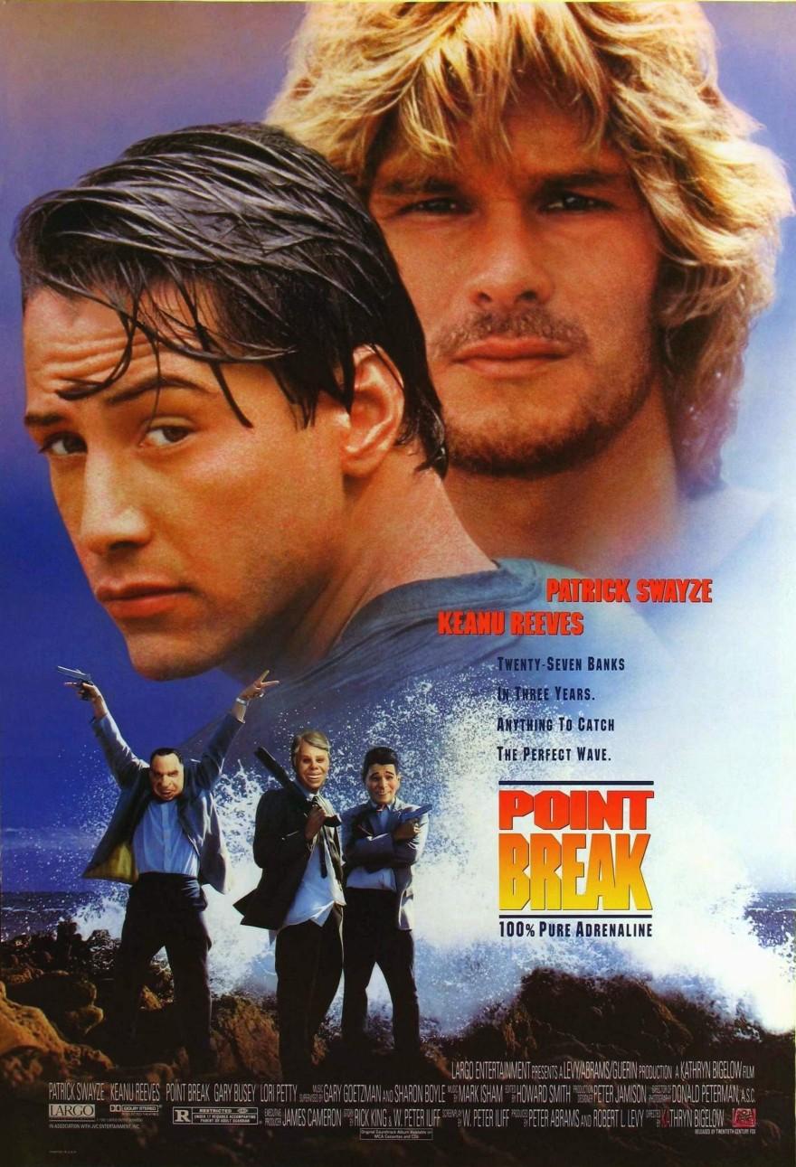 Point-Break poster