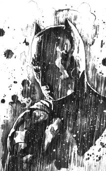 Batman b+w v.2